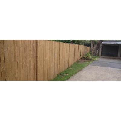 Timber Fencing Blue Mountains