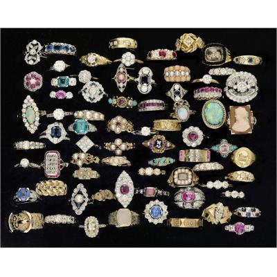 Antique Rings - Selection of rings and unique gifts