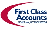 First Class Accounts - Bookkeeping Cheltenham logo