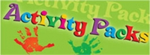Activity Packs - Kids Party Ideas St Ives logo