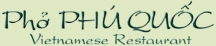 Pho Phu Quoc Vietnamese Restaurant Canberra logo