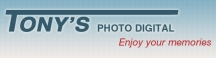 Tony's Digital Photography - Wedding Photographer Gippsland logo