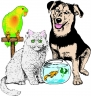 Rhuarc's Pet Supplies logo