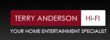 Terry Anderson Hi-Fi & Home Theatre logo
