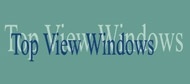 Top View Windows Pty Ltd logo