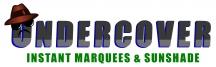 Undercover Instant Marquee & Sunshade logo