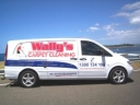 Wally's Carpet Cleaning - 24 Hour Carpet Cleaning Sydney logo