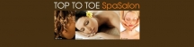 TOP TO TOE SPA/SALON Sutherland logo