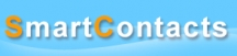 Smart Contacts - A Smart Way To Buy Contact Lenses online logo