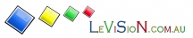 LeViSioN Website Builders logo