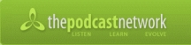 The Podcast Network logo
