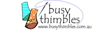 Patchwork Supplies Busy Thimbles On-line logo