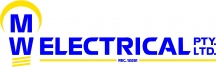M W Electrical Pty Ltd  Electrical Contractors Electrician Shepparton logo