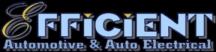Efficient Automotive & AutoElectrical logo