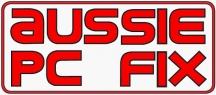 Aussie PC Fix logo