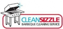 Cleansizzle BBQ Cleaning Service logo