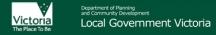 VICTORIAN LOCAL COUNCILS logo