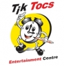 Play Centre & Function Centre  TIK TOCS logo