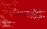 Carmen Walker Galpin Marriage Celebrant logo