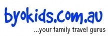 FAMILY TRAVEL BYO KIDS logo