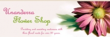 Unanderra Flower Shop logo