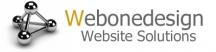 Webonedesign logo