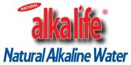 Alkalife - Bottled Natural Spring Water Sydney logo