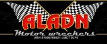Aladn Motor Wreckers - Wreckers Melbourne logo