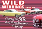 Wild Weddings - Cadillac Wedding Cars Sydney logo