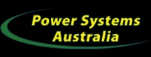 GENERATORS Diesel & Gas POWER SYSTEMS AUS logo