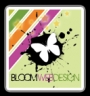 Bloom Web Design logo