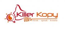 Killer Kopy Voiceover Artists & Copywriters logo