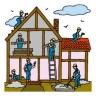 Help 4 U Handyman Services logo