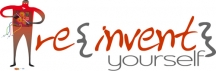 Reinvent Yourself logo
