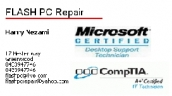 Flash PC Repair logo