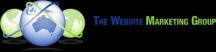 the website marketing group logo