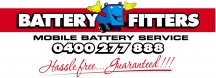 Battery Fitters Mobile Battery Service logo