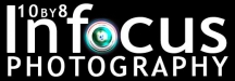10by8 Infocus Photography logo