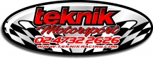 Teknik Motorsport - Motorcycle Mechanic Sydney Suspension specialist logo