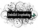 Embellish Scrapbooking Supplies logo