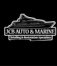 JCB Auto and Marine logo