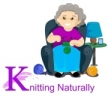 Knitting Supplies @ Knitting Naturally logo