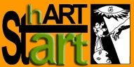 Balmain Hart Start Studio - Art Classes Rozelle logo