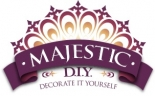 Majestic DIY - Wedding & Event Decorations logo