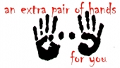 An Extra Pair of Hands for You logo