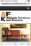 Adelaide Furniture and Kitchens – Custom Made Cabinets Norwood logo