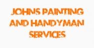 John's Painting & Handyman Services - Handyman Services logo