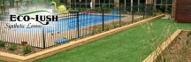 Eco-Lush Synthetic Lawns Artificial Grass Canberra logo