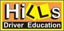 Hills Driver Education - Driving School Hills District logo
