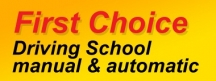 First Choice Driving School - Driving Lessons Ridgewood WA logo